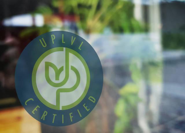 upLVL Certified Logo